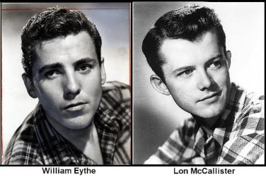 My Romance with Movies: Golden Age Bravado: Lon McCallister and William  Eythe