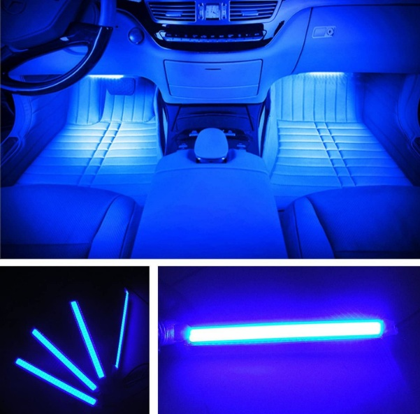 LED Car Lighting - Style, Security and Easy to set up!