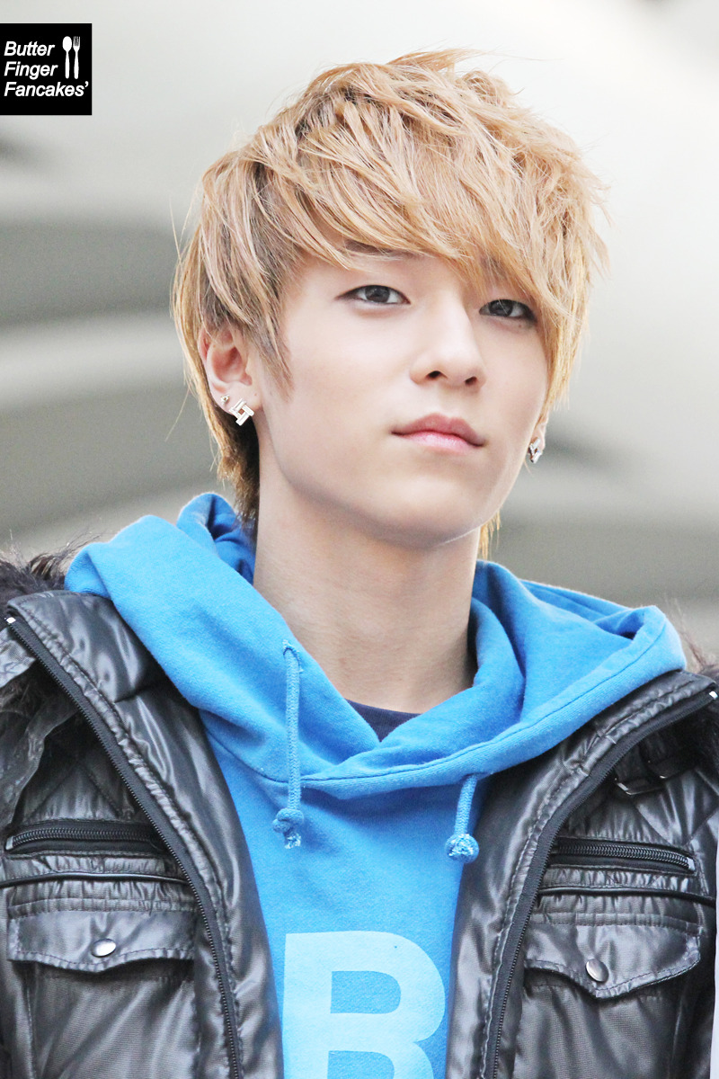 SuPer StaRs: Teen Top Member L.joe At Music Core Fan