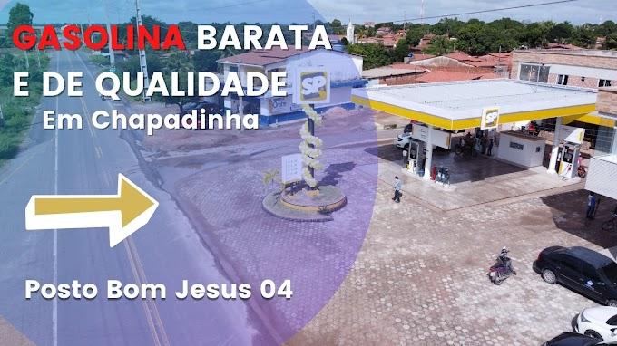 Gasolina Barata e de qualidade - Posto Bom Jesus 04