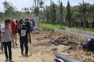 Mulai Benahi Jalan Aki Balak - Tarakan Info