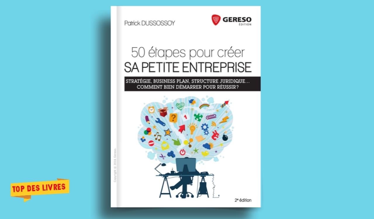Télécharger : 50 Étapes pour créer sa petite entreprise en pdf