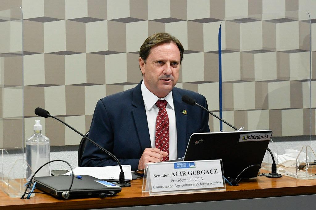 Senador Acir Gurgacz destaca importância da pesquisa científica para agricultura de Rondônia e de todo o país