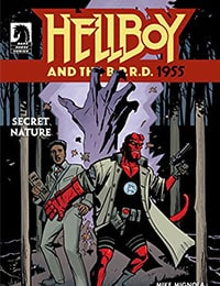 Hellboy and the B.P.R.D.: 1955 ― Secret Nature
