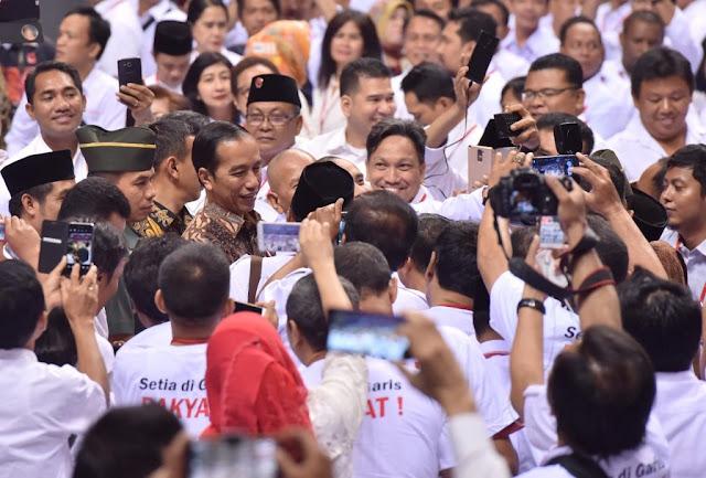 Presiden Tegaskan Pembangunan Infrastruktur Untuk Hadapi Era Persaingan