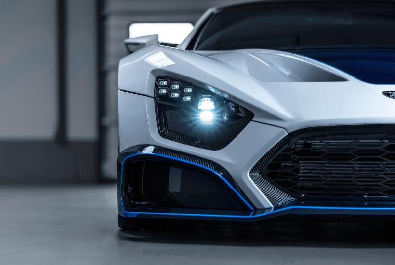 Zenvo hypercar TSR-S 'tái xuất' đầy ấn tượng