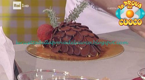 Pigna di Natale ricetta De Riso da Prova del Cuoco