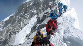 Penyebab 9 Pendaki Gunung Everest Meninggal
