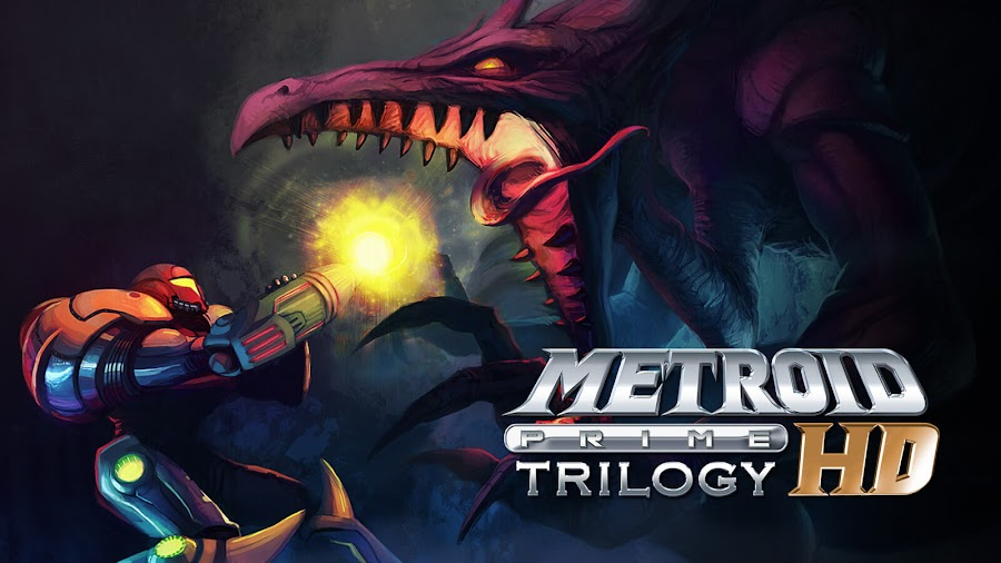 metroid prime trilogy nintendo switch release date leaked retailer action-adventure game samus aran retro studios