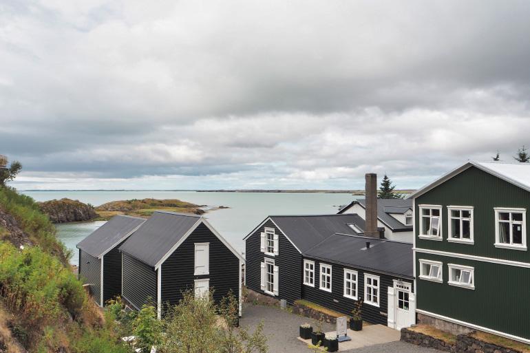 Vacances en Islande - ville de Borgarnes