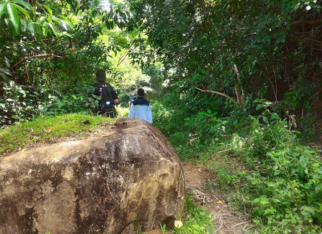 Trekking in Morong Bataan