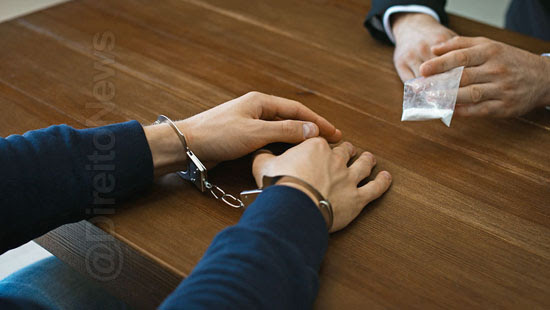 advogado criminalista atuar lei drogas direito
