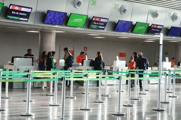Anac reajusta tarifas do aeroporto de São Gonçalo do Amarante