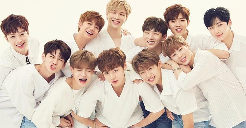 Wanna One, Swing Entertainment,