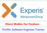 Experis-IT-walkin-freshers