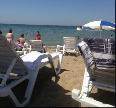 Yalova Tigem Plajları