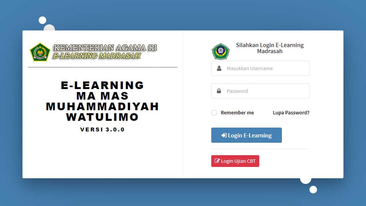 Learning Madrasah Buatan Kemenag RI Dan Cara Instal Online Review E-Learning Madrasah Buatan Kemenag RI Dan Cara Instal Online