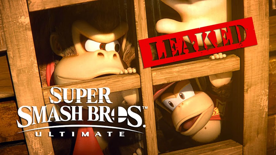 super smash bros ultimate leaked online