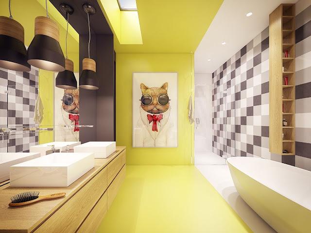 Latest Bathroom Design In India