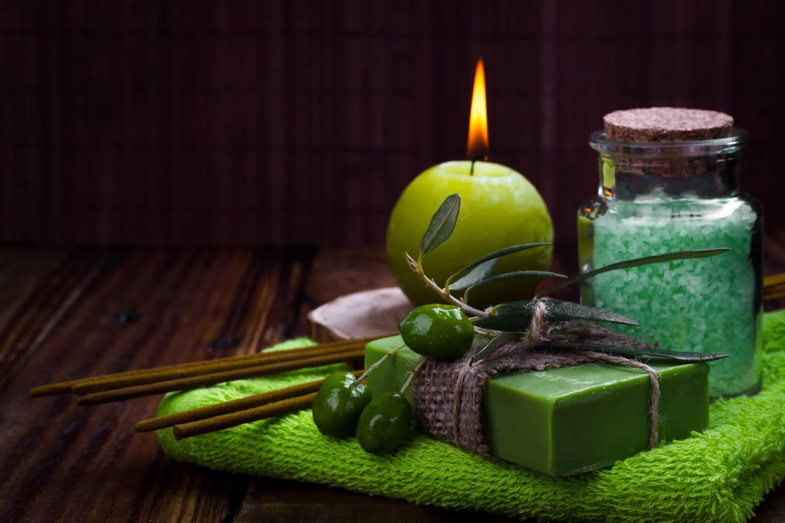 Yeşil Sabununun Faydaları