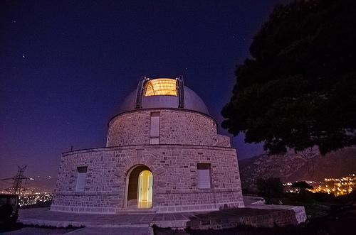 Το Αστεροσκοπείο Κρυονερίου θα επισκεφθεί ο Περιφερειάρχης Πελοποννήσου