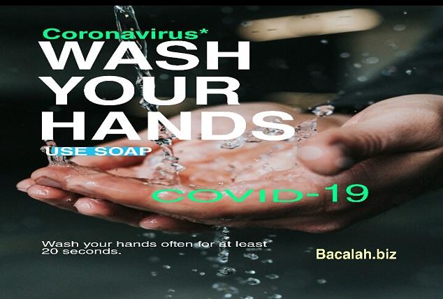 10 Tips SEHAT terhindar Virus Corona