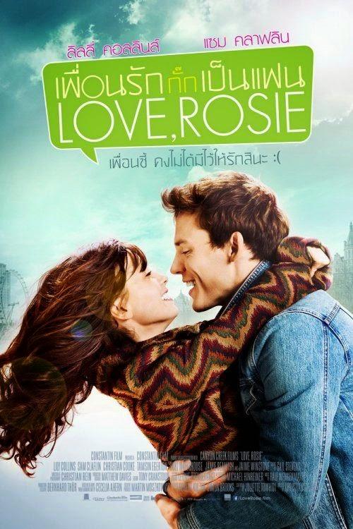 Love, Rosie (2014) เพื่อนรักกั๊กเป็นแฟน [HD]