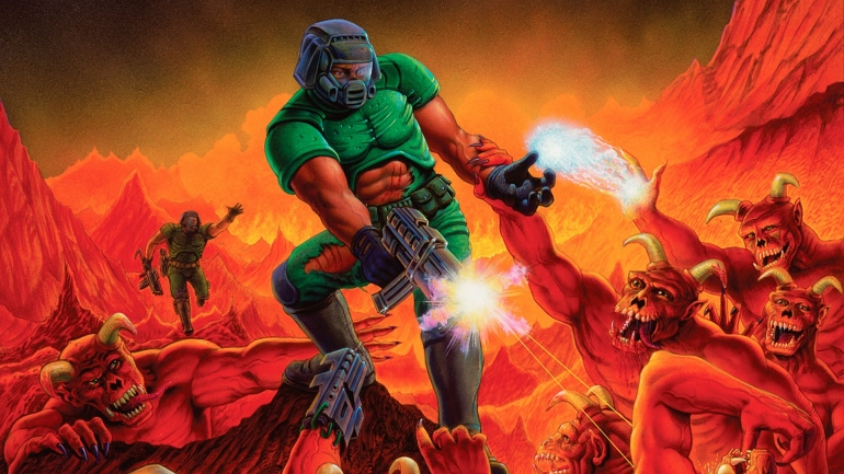 Zandronum is a multiplayer port for the classic Doom and Doom II