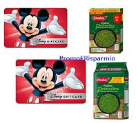 """Con Pisellini Primavera Findus """"Coltiva le tue passioni"""" : vinci  250 Buoni Disney Store da 50 euro e 1 viaggio di 8.600 euro"""