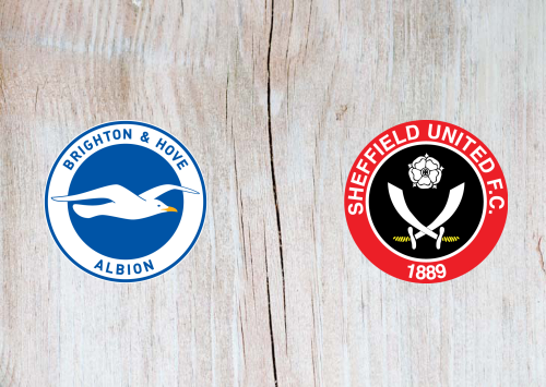 Brighton & Hove Albion vs Sheffield United -Highlights 20 December 2020
