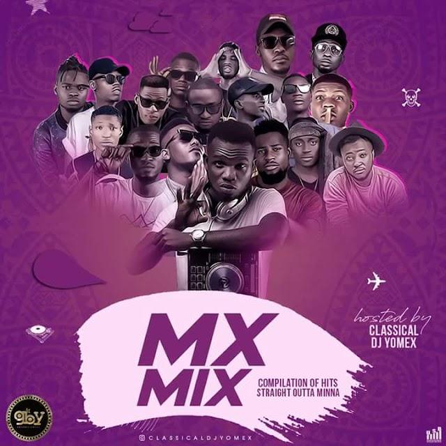 MUSIC PREMIER:DJ YOMEX-STRAIGHT OUTTA MX