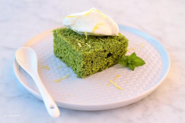 Parsley Cake - Torta al prezzemolo