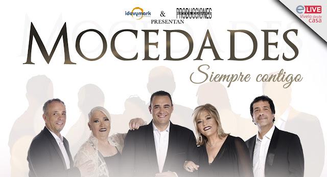 El Grupo Mocedades realizará un concierto virtual donde interpretará sus más grandes éxitos