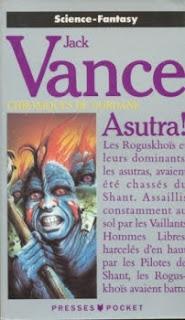Asutra ! - Les chroniques de Durdane, T03 de Jack Vance
