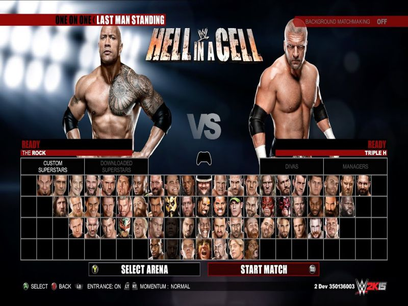 WWE 2K15 Highly Compressed Free Download