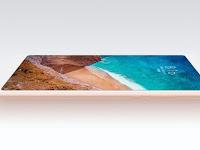 Xiaomi Mi Pad 4 Tablet Android BerChipset Snapdragon 660 dengan Harga Terjangkau