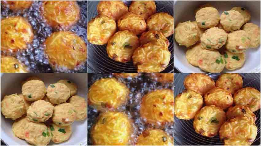 Potato Noodle Moooms Resep Asli Praktis Cuma Pake Indomie dan Bumbunya Tinggal Tambah Kentang dan Tepung Saja