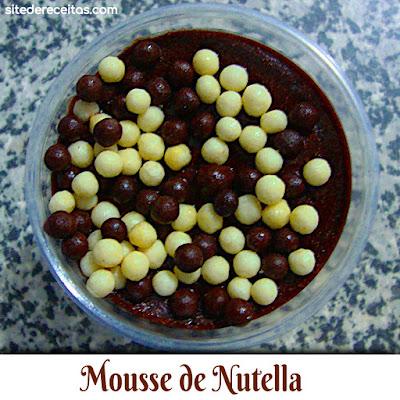 Mousse de Nutella®