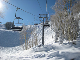 FIS Lift at Aspen Mountain