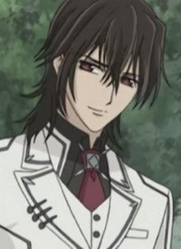 Kaname Kuran (Vampire Knight) anime image.