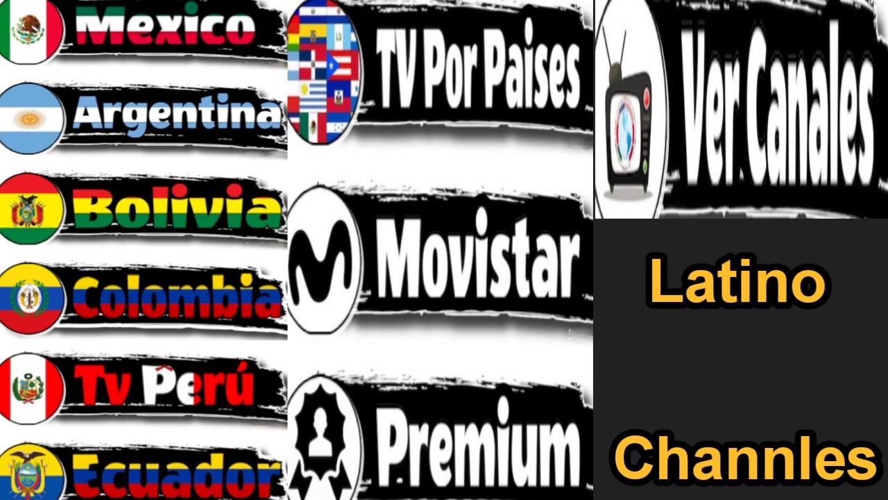 تطبيقان للكبار لمشاهدة القنوات اللاتينية المجانية والمشفرة مجانا
