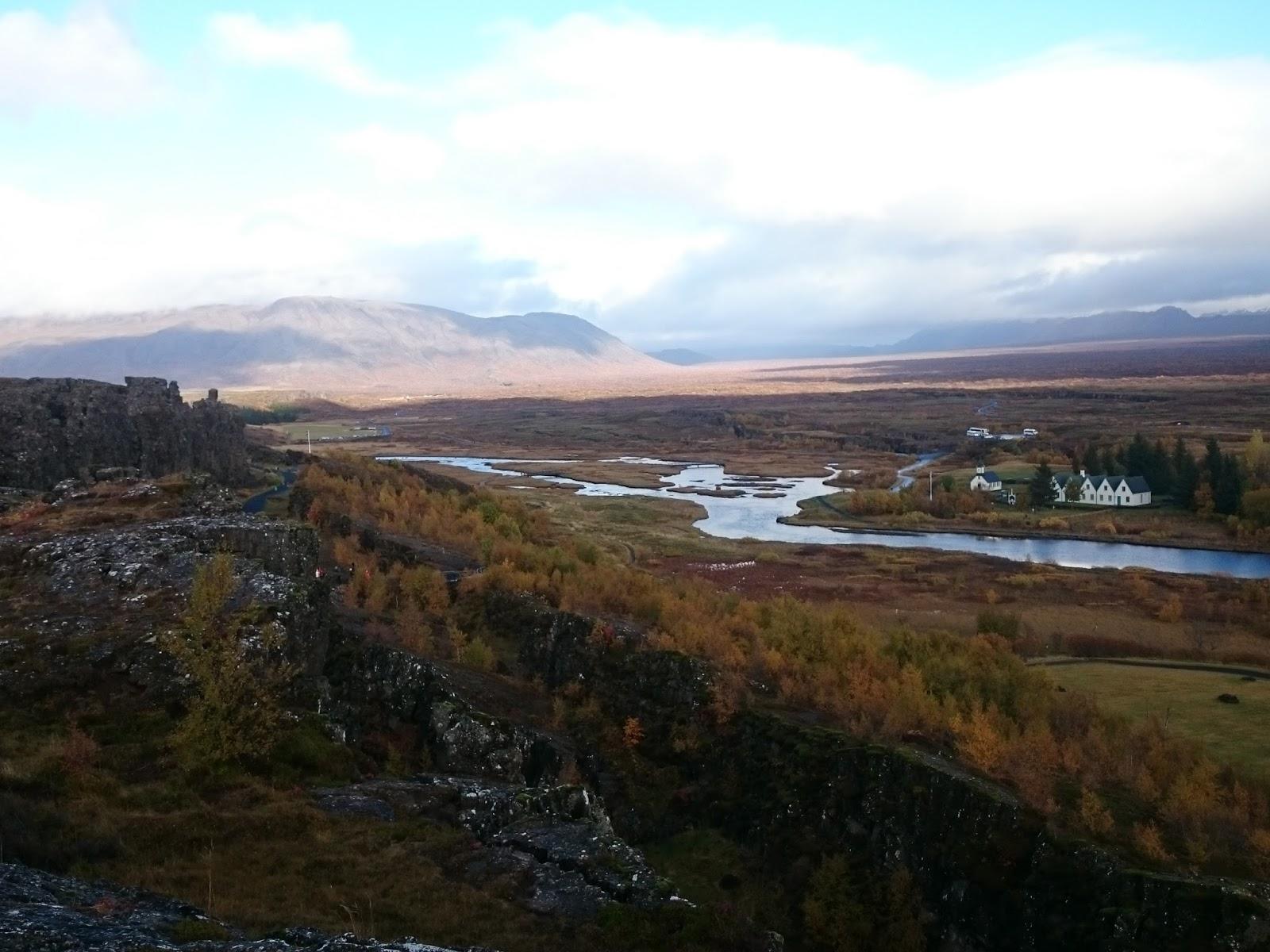 Park Thingvellir, Islandia, południowa Islandia, atrakcje Islandii, co zwiedzić w Islandii