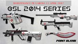 Maintenance Server PB Garena 11 April 2017 GSL 2014 Series