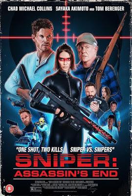 Xem Phim Hồi Kết Của Sát Thủ - Sniper: Assassin's End