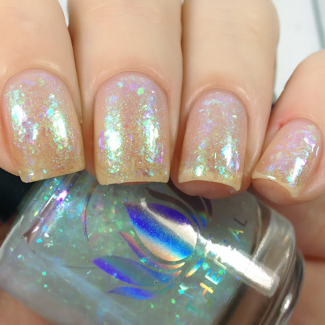 Ethereal Lacquer-Snowfrost