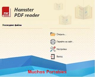 Hamster PDF Reader Portable