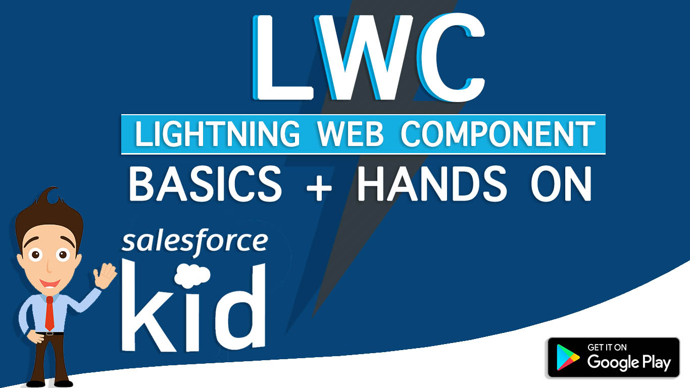 Salesforce Lightning Web Component (LWC) Basics