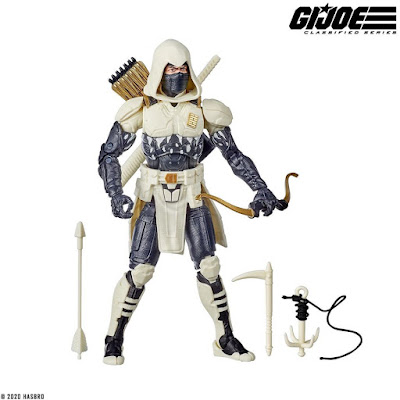 Amazon Exclusive G.I. Joe Classified Series Arctic Mission Storm Shadow Action Figure (5)