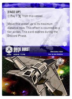 Dog Fight: Starship Edition Quick Burst