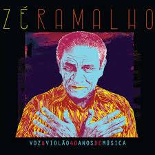 Baixar CD Zé Ramalho - Voz & Violão 40 Anos de Música Grátis